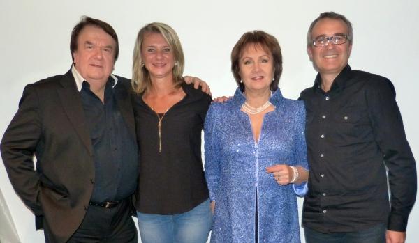 Décembre 2013 / Après plusieurs échanges, nous nous rencontrons enfin lors du concert de Noël des Sweet People à Mulhouse